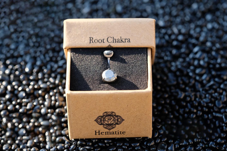 Chakra Stones Piercing Collection - Bella Andrea Piercing Jewellery